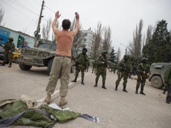 Украина теряет контроль над востоком, Путин — «реальность происходящего»