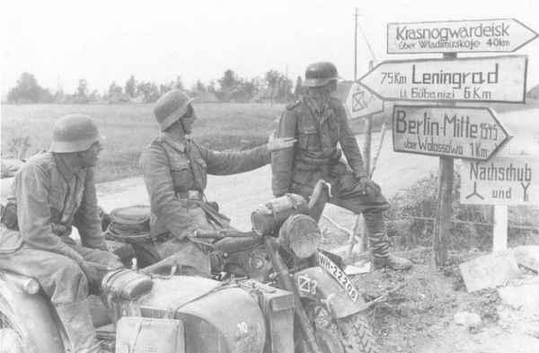 Русские слова, которые обязан был знать каждый ССовец на Восточном фронте