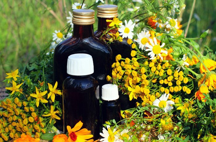Рецепты с растительными маслами для лечения суставов и язвы