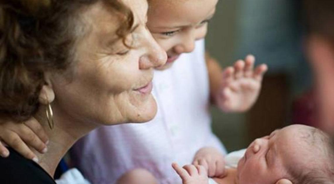 Американские бабушки не сидят с детьми