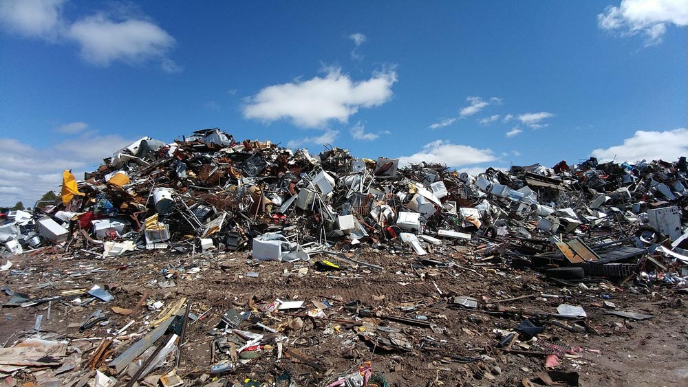 «Свободная и независимая» Латвия превратилась в мировую мусорную свалку