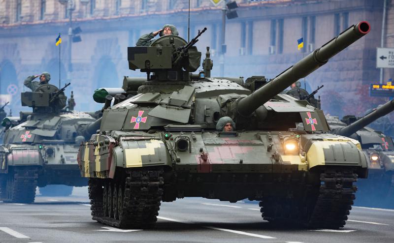 Порошенко - наследникам УПА: Вот вам «Булаты» и крушите русского агрессора