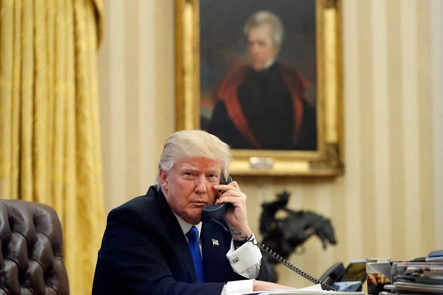 Что прощают друг другу президенты Трамп и Путин