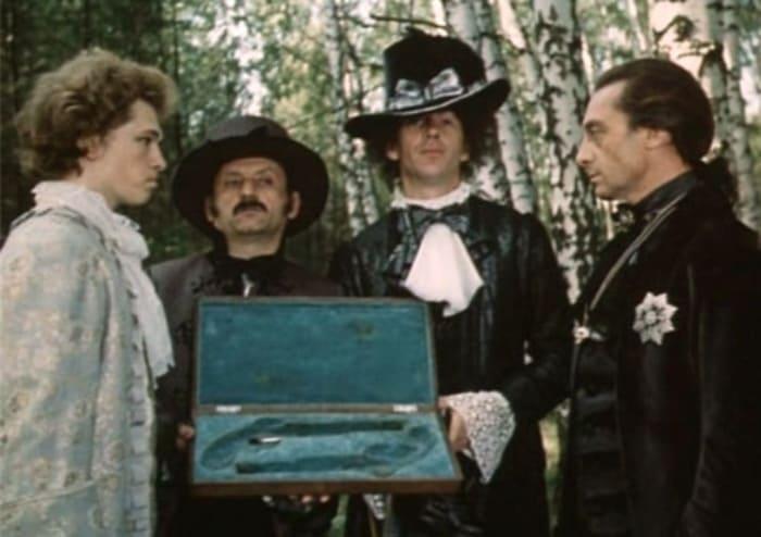 Кадр из фильма *Формула любви*, 1984 | Фото: kino-teatr.ru