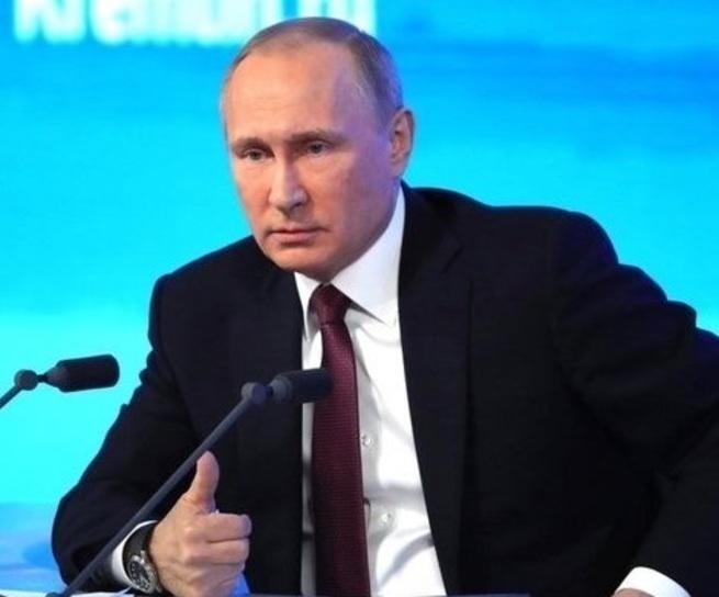 Путин пригрозил Украине и Прибалтике «защитой соотечественников»