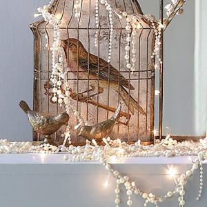 НАСТРОЙ ДНЯ. Птица в клетке не поет