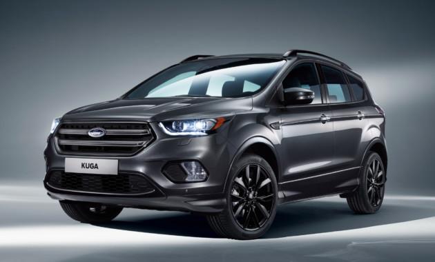Продажи Ford Kuga стали падать