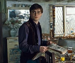 Гарри Поттер лечится от алкоголизма