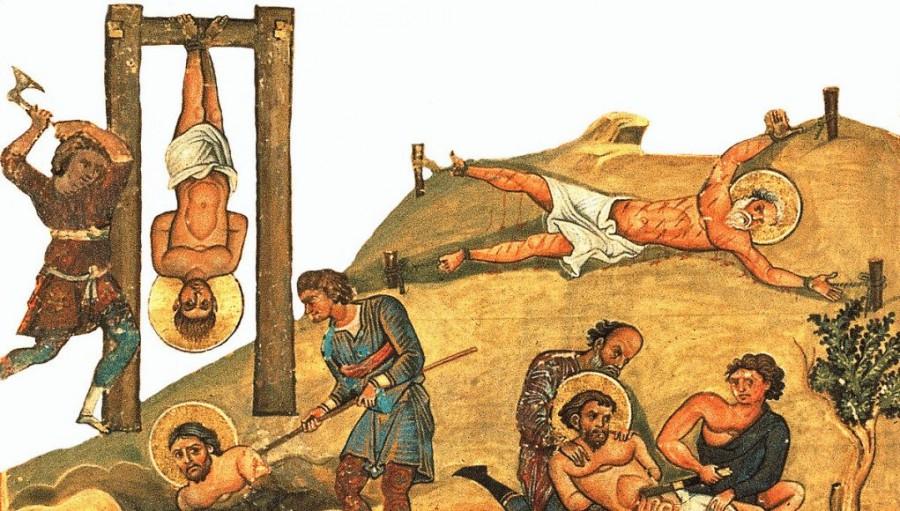 Литовское иго: геноцид за веру