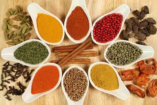 Пряности — альтернатива химическим витаминам