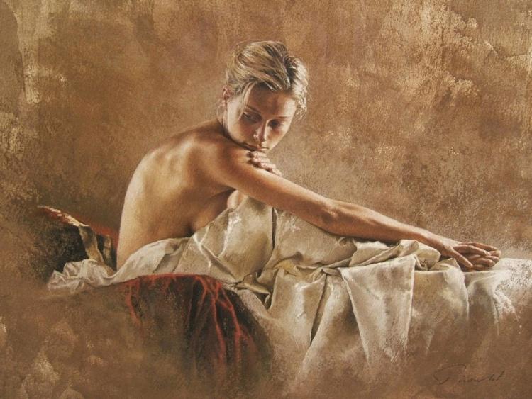художник Натали Пиколет (Nathalie Picoulet) картины – 01