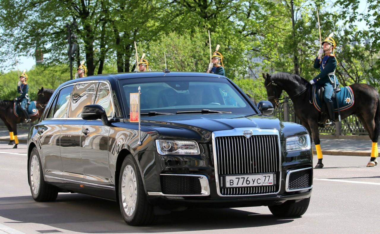 Солд-аут по-русски: все автомобили Aurus  распроданы до 2020 года