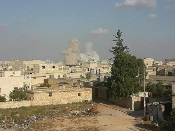 14 мая ВКС России подняты по тревоге над Алеппо – впервые за почти год