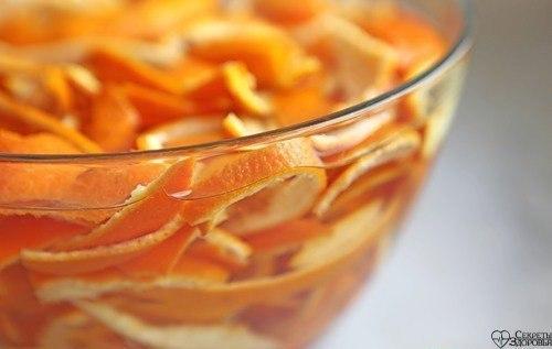 Мандариновая корка для похудения. Не выбрасывайте мандариновые корки!