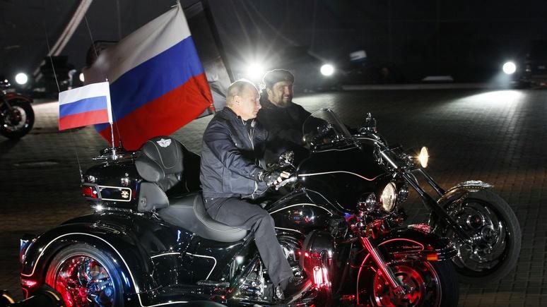 BoF: британский бренд посвятил коллекцию одежды «современному супергерою» Путину