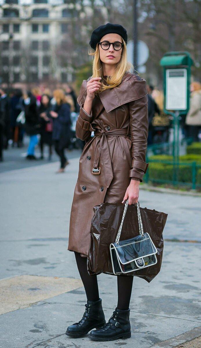 С чем носить берет? /Фото: beicon.ru