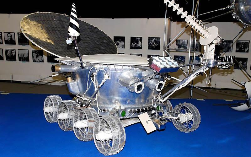 1261 Советская и российская космические программы