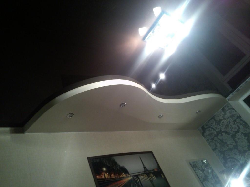 Создание формы расчета натяжных потолков