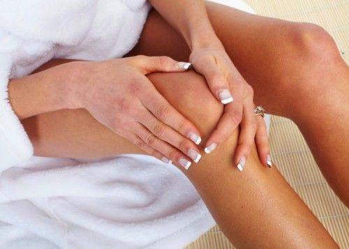 Способы уменьшения боли в коленях