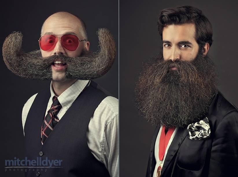 NewPix.ru - Портреты самых впечатляющих бород и усов с конкурса National Beard and Mustache Championships 2014