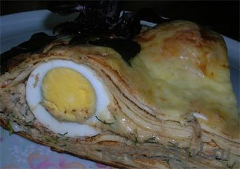 Пирог «Глаза Дракона»