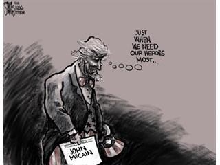 Маккейн как иллюзия современной американской культуры