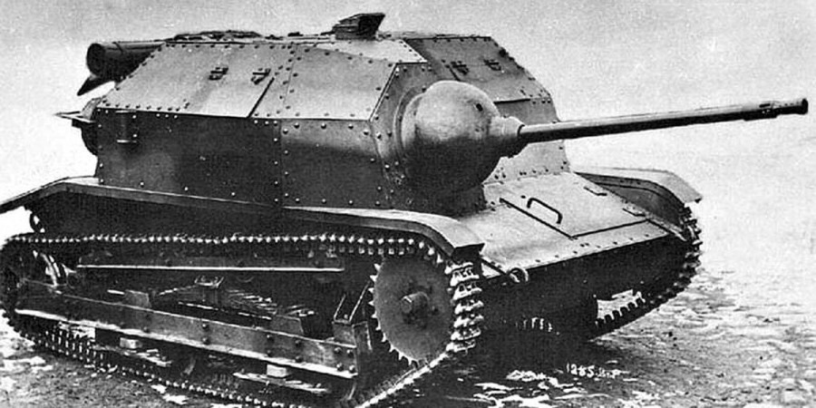 Подвиги польских танкистов д…