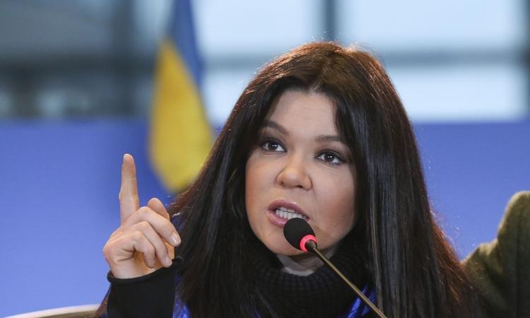Интервью Русланы о Донбассе взорвало Сеть - опять переобулась?