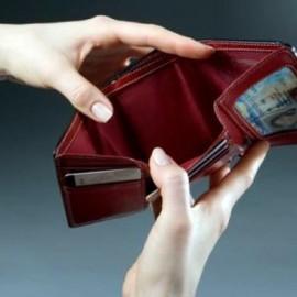 Безденежье - если на вас стоит блок от денег