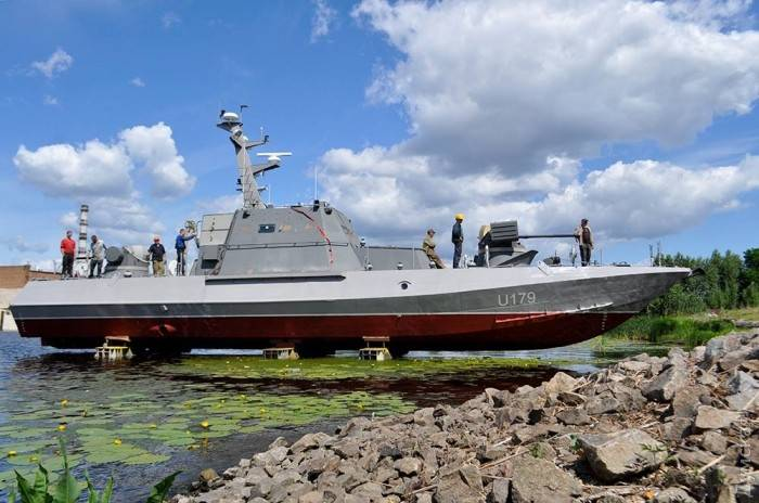 Западные эксперты об украинских катерах «Гюрза-М»