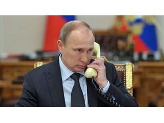 Путин — Порошенко: За Донбас…