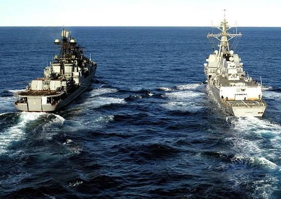 Три новых боевых корабля за полгода. Много это или мало для такой страны как Россия?
