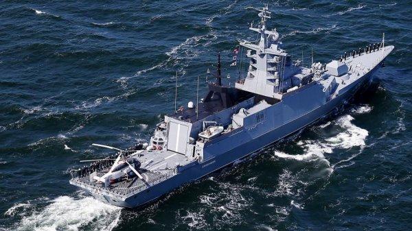 Российскую систему обнаружения субмарин спрятали в обычный контейнер
