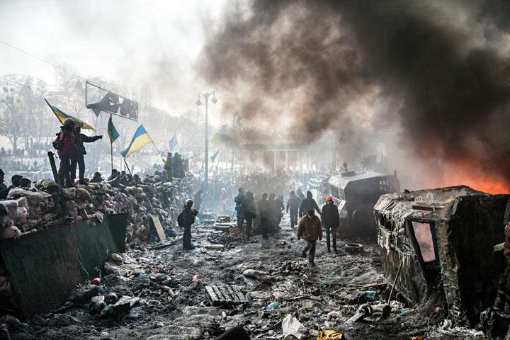 Потерпевшая Украина...