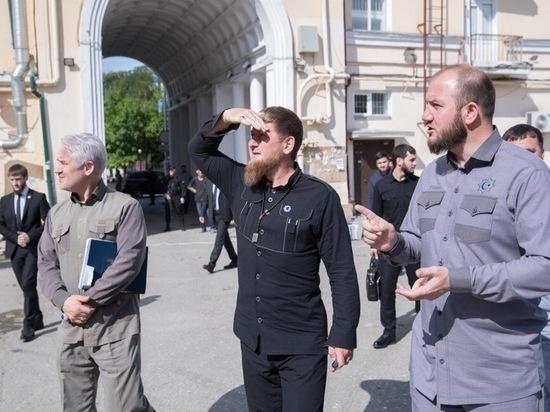 Кадыров просит Москву оплатить строительство высокоскоростной Транскавказской магистрали