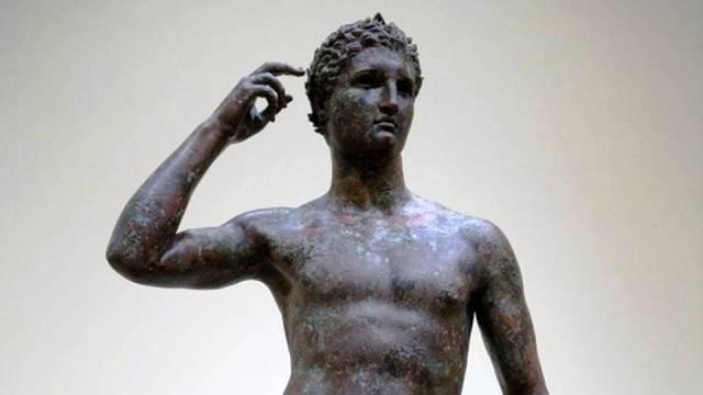 Легендарные греческие статуи