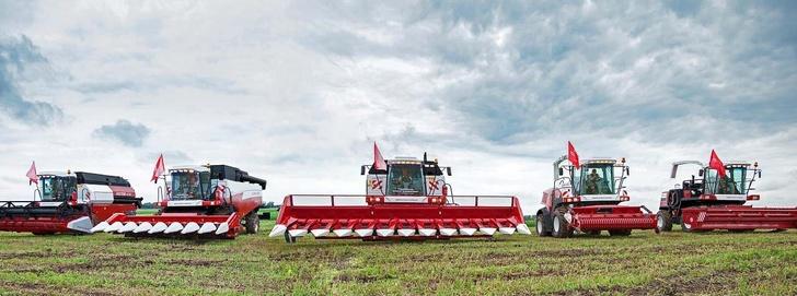 Экспорт продукции российского сельхозмашиностроения продолжает уверенный рост