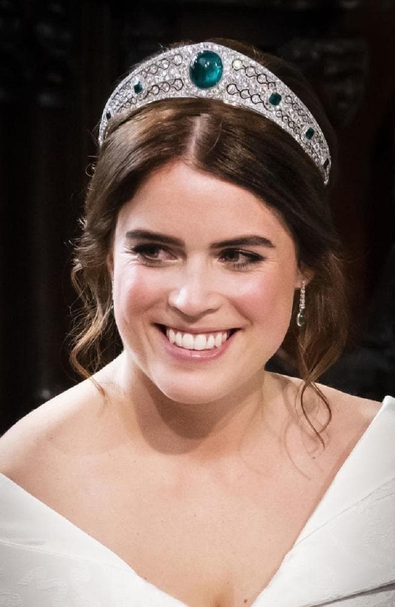 принцесса евгения фото свадьба