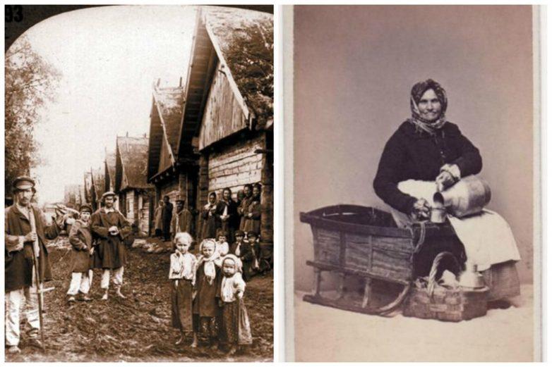 Как жили наши предки в Российской Империи