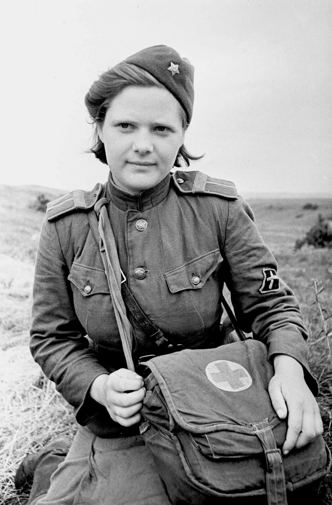Правда про женщин на войнe, о которой не принято говорить