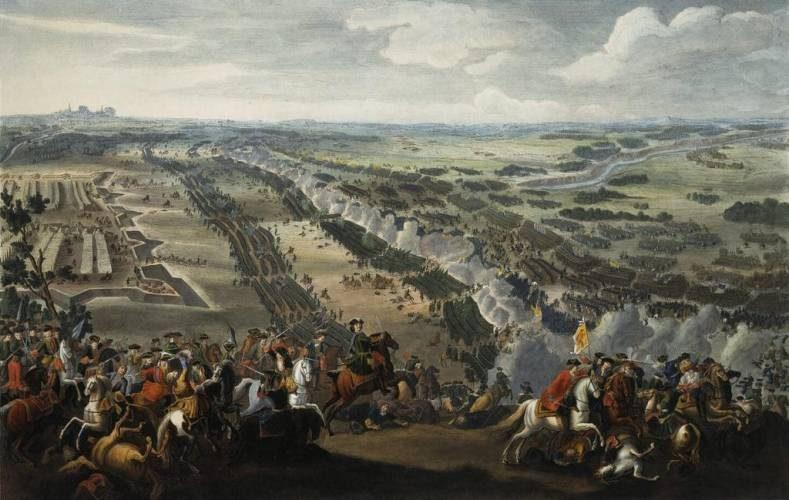 Чем знаменита Полтавская битва и что у нее общего с Курской Дугой?