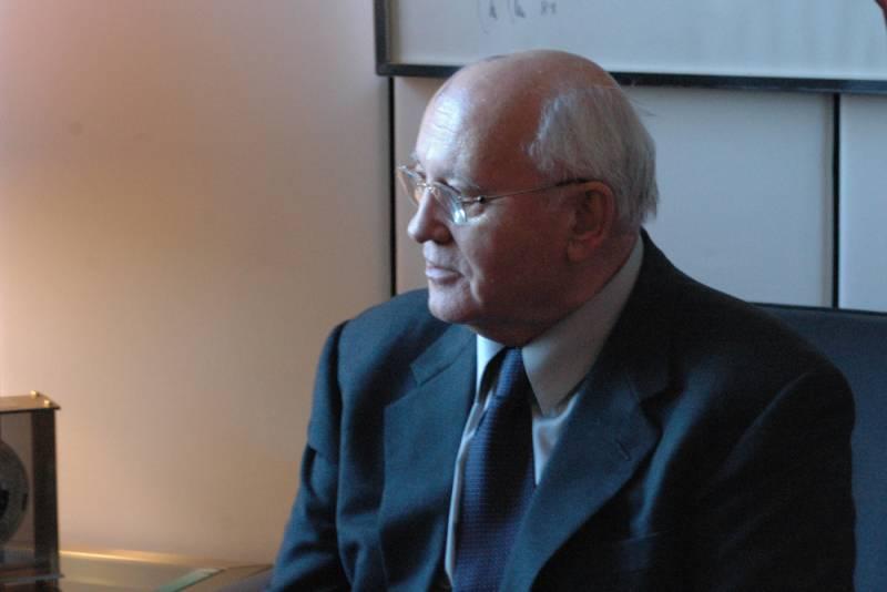 Горбачёв о ДРСМД: Решение Трампа не от большого ума