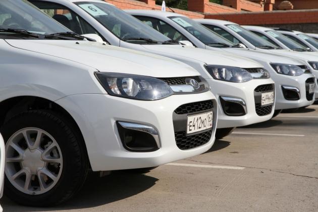 АВТОВАЗ предлагает купить Lada через интернет со скидкой в 5 тысяч рублей