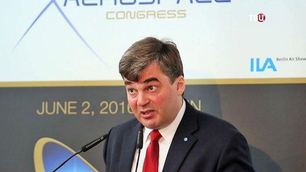 "Директор ""ОРКК"" Дмитрий Пайсон. Фото: ТВЦ"