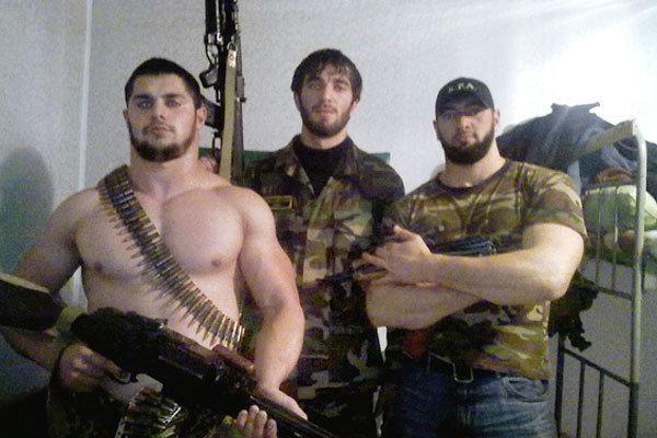 C кем чеченцы никогда не здо…