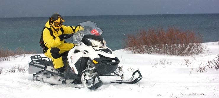 Феномен близнецов — Lynx 49 Ranger Touring - Фото 10