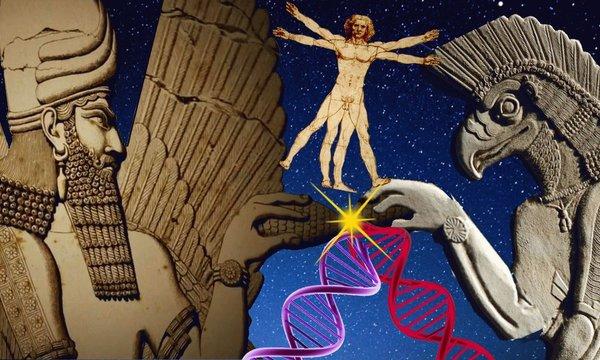История создания: самая большая тайна в истории человечества