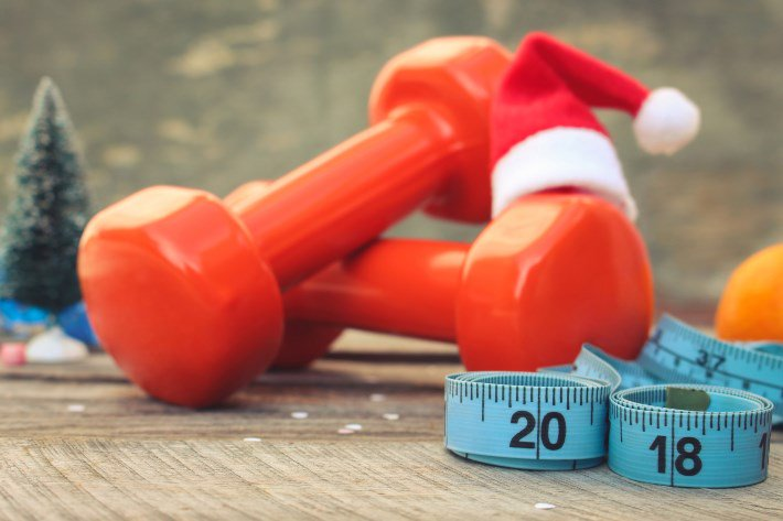 Как Привести Себя в Форму и Похудеть За Месяц До Нового Года