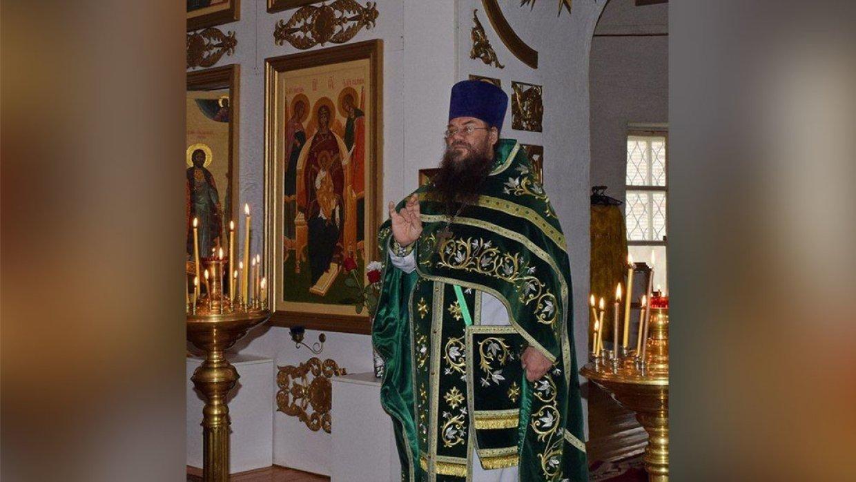 Вологодского священника отпр…