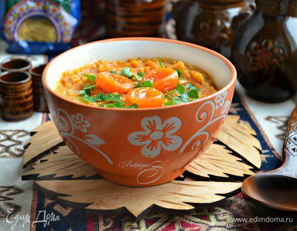Армянский постный суп «Крчик»